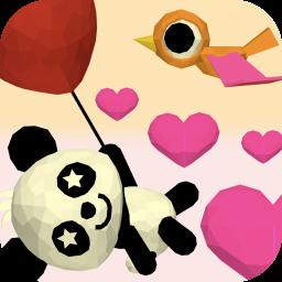 Fly Panda Fly パンダ空の旅 Monkey Circus おさるサーカス
